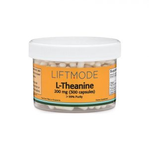L-theanine with coffee