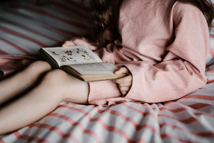 1. Reach for a Dense Book