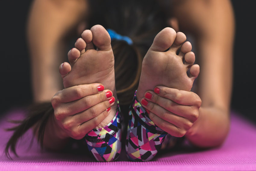 3. Stretching Before Bed