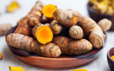 How to Store Fresh Turmeric Root