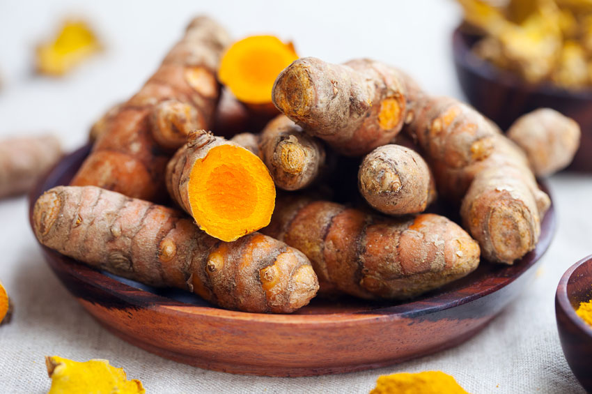 how to store fresh turmeric