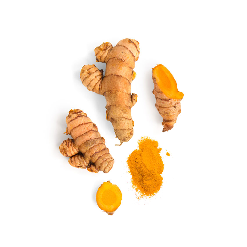 Storing Fresh Turmeric Rhizomes (Roots)