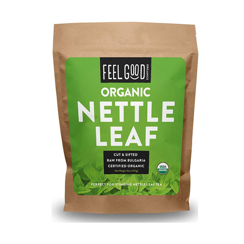 Singing Nettle Tea