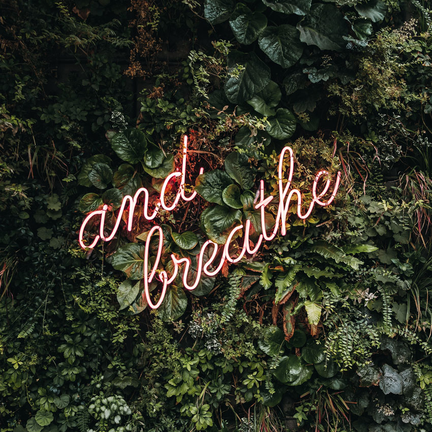 3. Try a Breathing Exercise