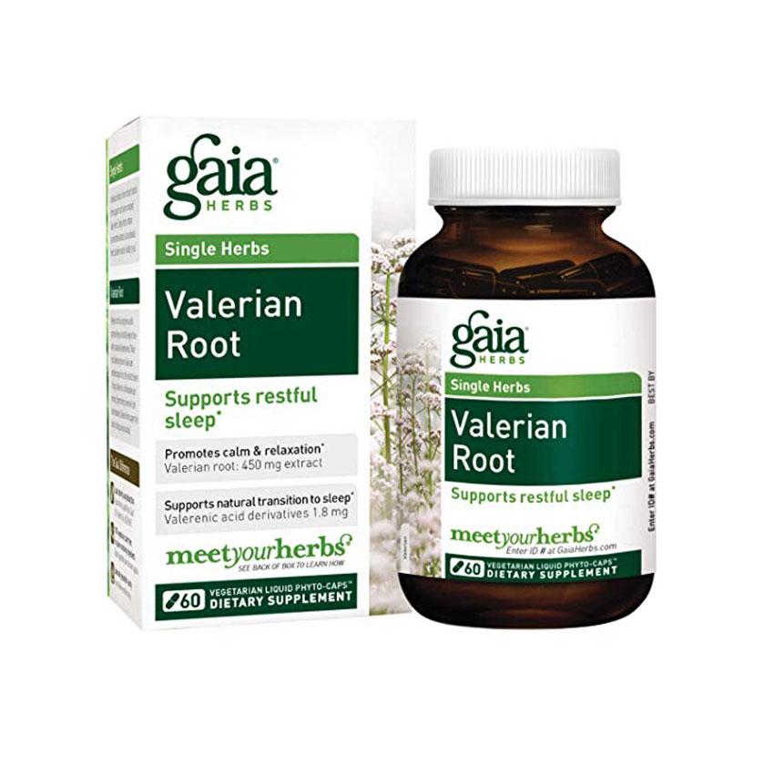 valerian root supplement