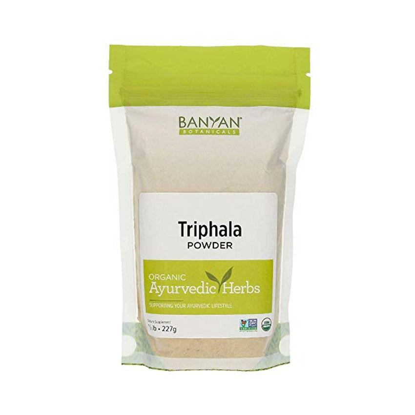 Banyan Botanicals Organic Triphala Powder