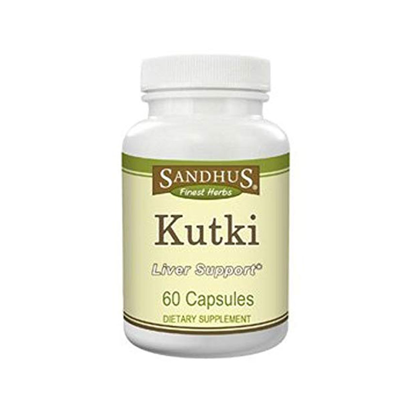 Kutki (Picrorhiza Kurroa) Vegetarian Capsules