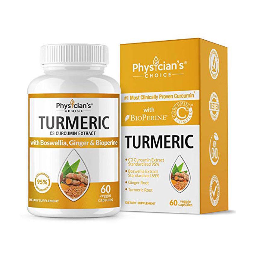 Organic Turmeric Curcumin C3® Complex