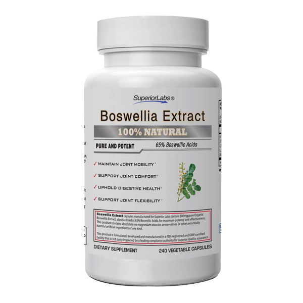 boswellia supplements