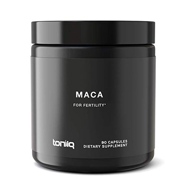 maca supplements
