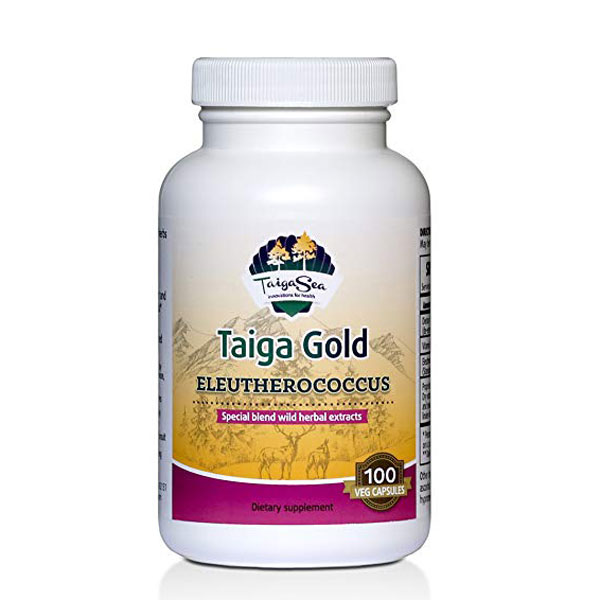 taiga gold eleutherococcus supplements