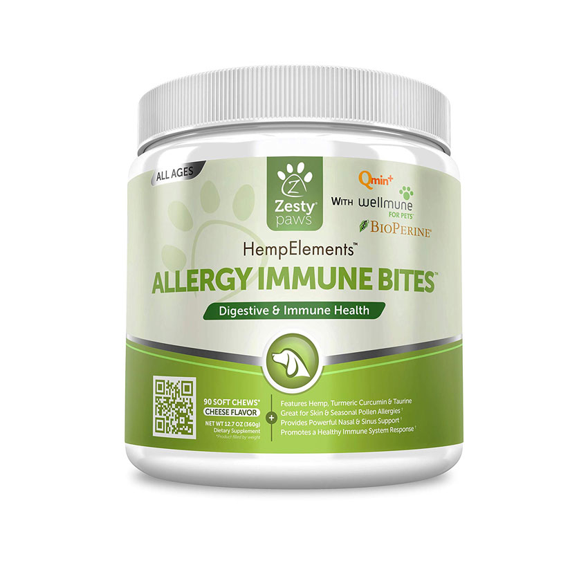 Zesty Paws Allergy Supplement